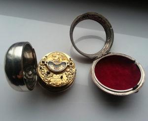 horloge van Johannes Anthonij