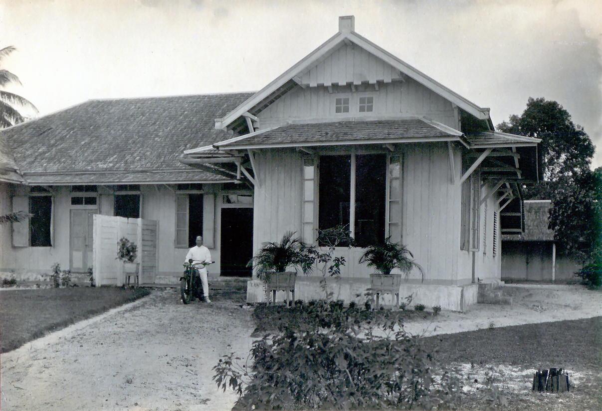 Huis in Tandjong Pandan