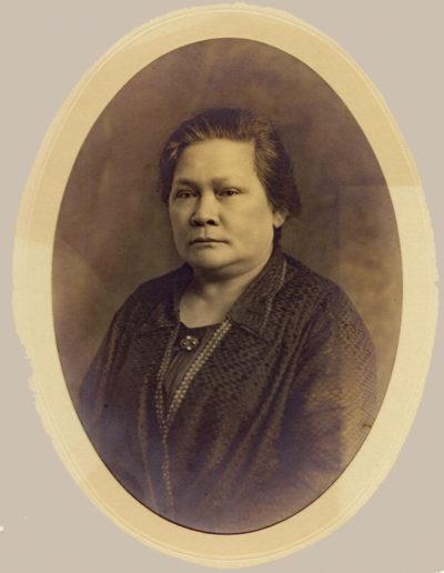 Louise van Baarda-van Dijken