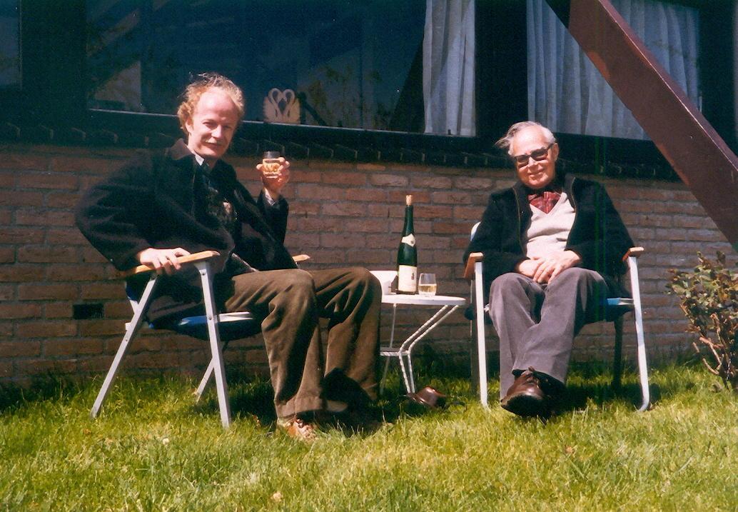 Rolf en Ted