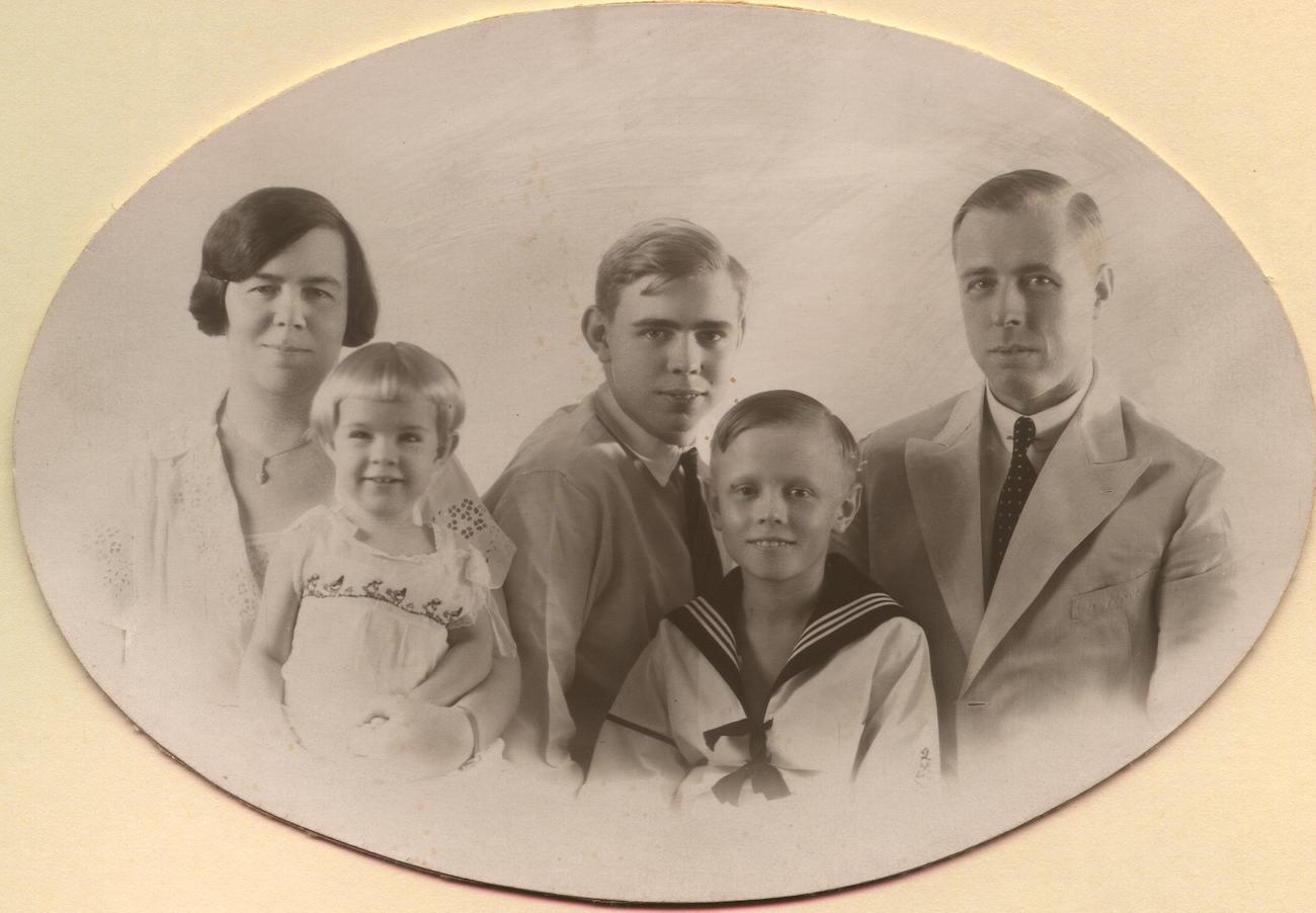 gezin van Baarda-Schipper