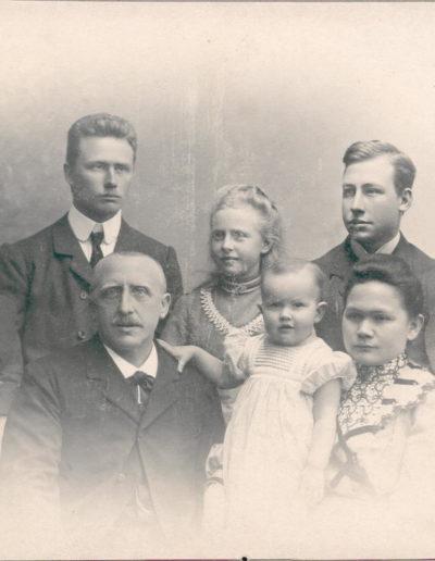 gezin vBaarda-vDijken