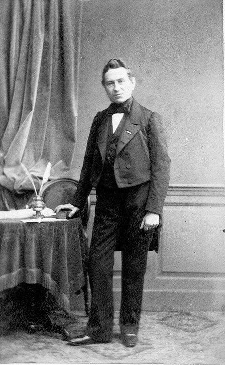 Joan Lodewijk Gerhard GREGORY