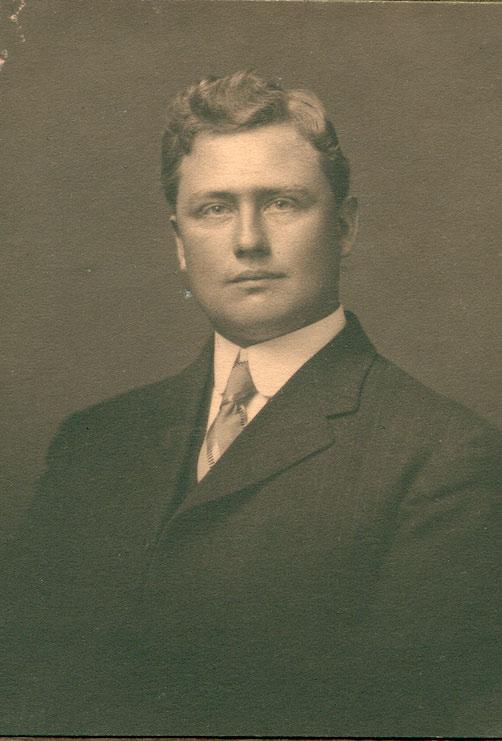 Petrus Johannes (Piet) van Baarda (1881)