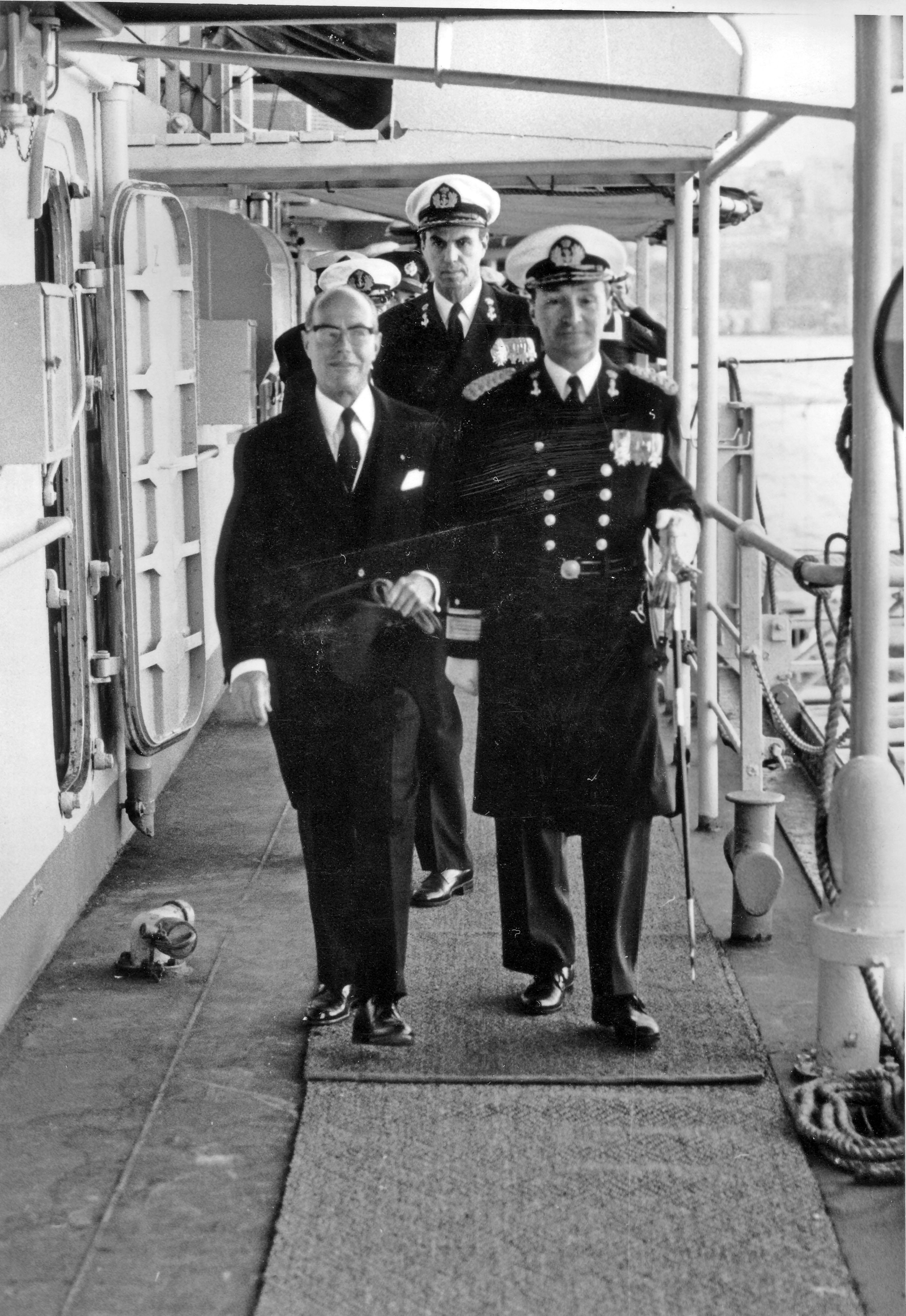Vlootbezoek 1973