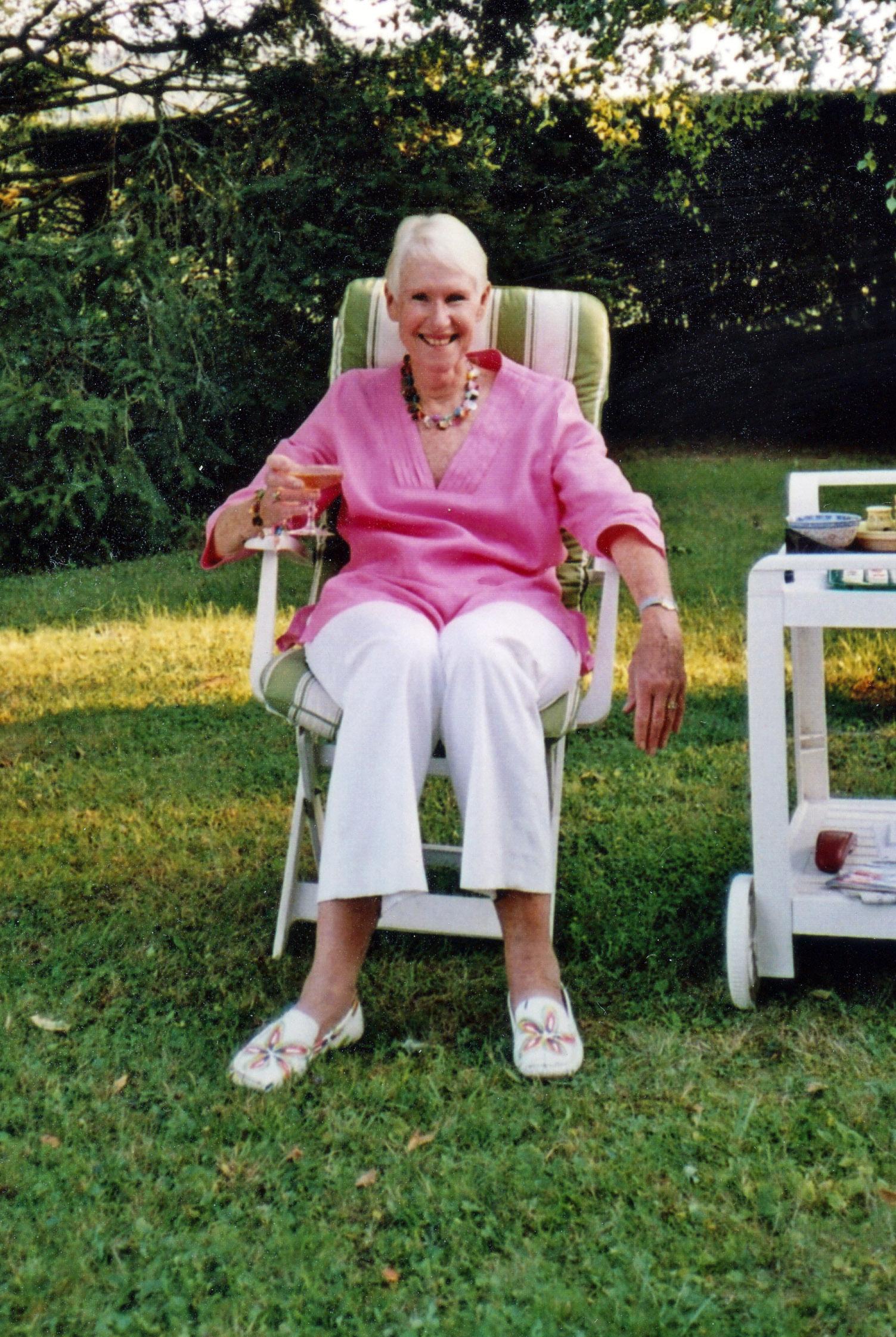 Sandra april 2006