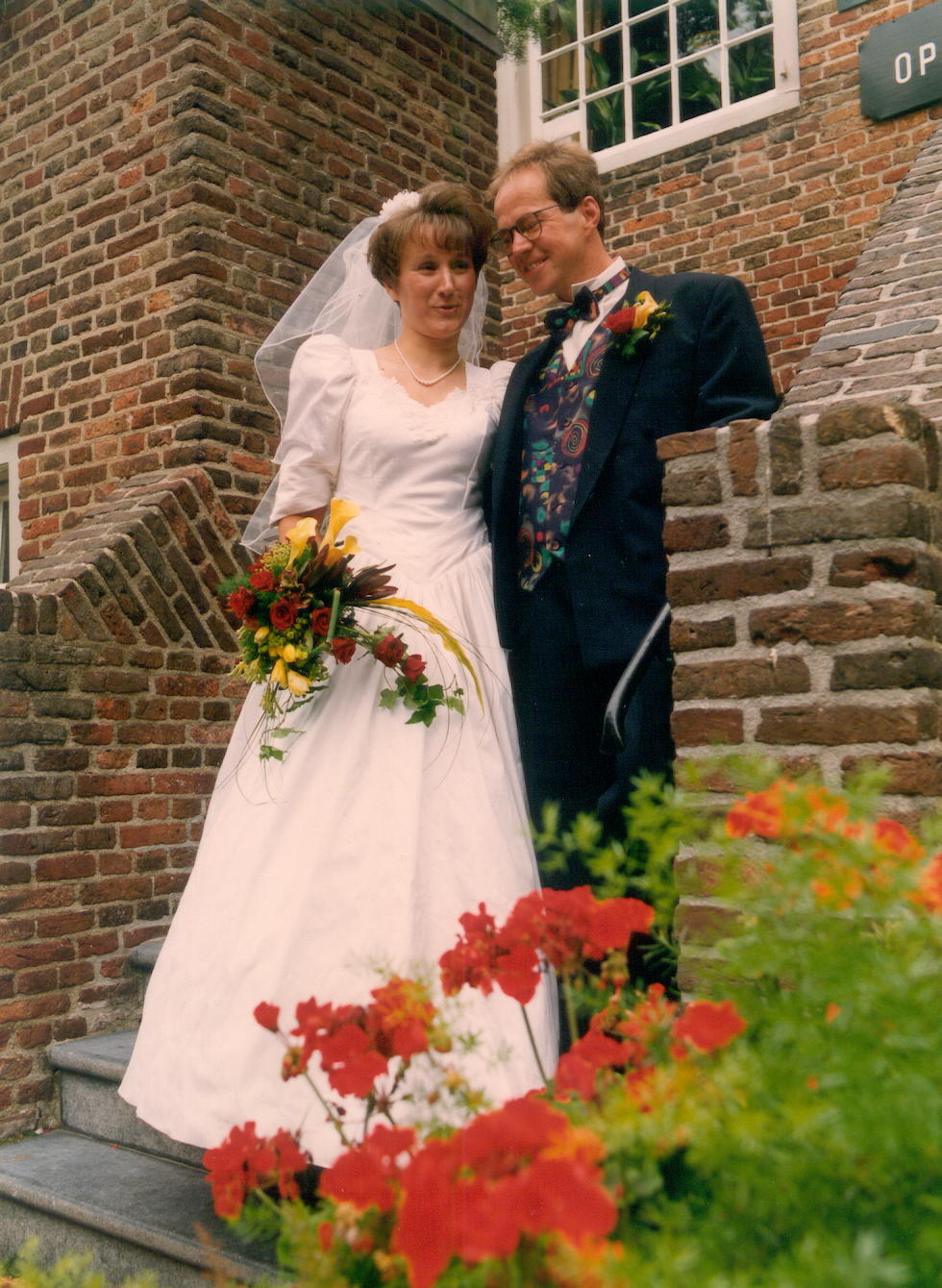 Thea de bruid